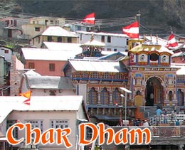 Char Dham Temples